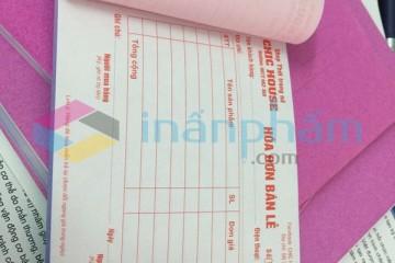 Địa chỉ in hóa đơn đẹp – rẻ nhất Hà Nội